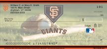 Click on SF Giants(TM) Major League Baseball(R)  Checks For More Details