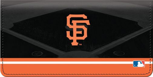 Click on San Francisco Giants(TM) MLB(R) Checkbook Cover For More Details