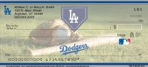 Click on Los Angeles Dodgers(TM) Major League Baseball(R)  Checks For More Details