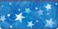 Click on Shining Stars Checkbook Cover For More Details