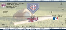 Click on Minnesota Twins(R)  Personal Checks For More Details