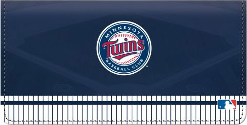 Click on Minnesota Twins(TM) MLB(R) Checkbook Cover For More Details