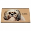 Click on Faithful Friends - Shih Tzu Cosmetic Bag For More Details