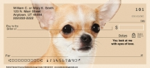 Click on Faithful Friends - Chihuahua Dog Personal Checks For More Details