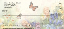 Click on Lena Liu's Butterfly Gardens  Personal Checks For More Details