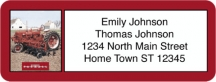 Click on Farmall Booklet of 150 Address Labels For More Details