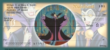 Click on Disney Legendary Villains Personal Checks For More Details