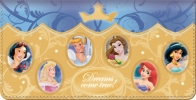 Click on Disney Princess Stories Checkbook Cover For More Details