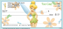 Click on Tinker Bell Personal Checks For More Details