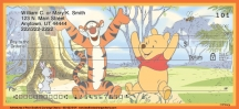 Click on Adventures of Pooh Personal Checks For More Details
