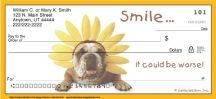 Click on Zelda Wisdom Dog Personal Checks For More Details