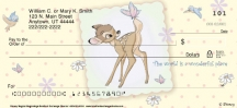 Click on Disney Bambi Dumbo Simba  Personal Checks For More Details