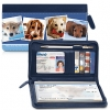 Click on Rescued is My Breed of Choice Zippered Checkbook Cover For More Details