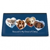 Click on Rescued is My Breed of Choice Cosmetic Bag For More Details