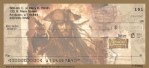 Click on Pirates of the Caribbean  Personal Checks For More Details