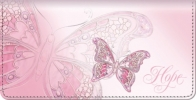 Click on On The Wings of Hope Checkbook Cover For More Details