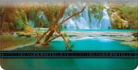 Click on Waterscapes Checkbook Cover For More Details