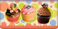 Click on Cupcake Craze Checkbook Cover For More Details