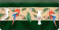Click on Parrot Bay Checkbook Cover For More Details