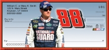 Click on Dale Jr.  Personal Checks For More Details