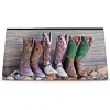 Click on Cowboy Boots Cosmetic Bag For More Details