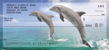Click on Dancing Dolphins  Personal Checks For More Details