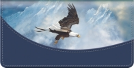 Click on Eagles Flight Checkbook Cover For More Details