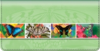 Click on Butterfly Bliss Checkbook Cover For More Details