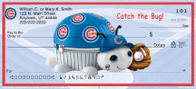 Click on MLB Chicago Cubs - Catch the Bug!  Checks For More Details