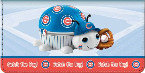 Click on MLB(R) Chicago Cubs(TM) - Catch the Bug! Checkbook Cover For More Details