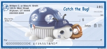 Click on MLB New York Yankees(R) - Catch the Bug!  Checks For More Details