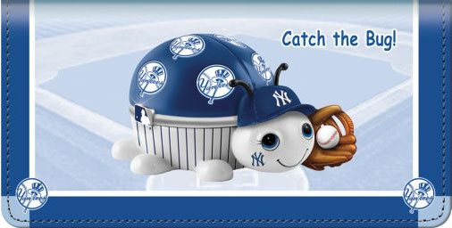 Click on MLB(R) New York Yankees(TM) - Catch the Bug! Checkbook Cover For More Details