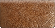 Click on Western Tooled Checkbook Cover For More Details