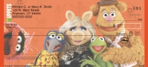 Click on The Muppets  Personal Checks For More Details