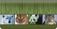 Click on Endangered Species Checkbook Cover For More Details