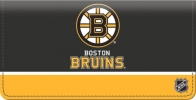 Click on Boston Bruins(R) Checkbook Cover For More Details
