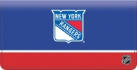 Click on New York Rangers(R) Checkbook Cover For More Details