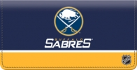 Click on Buffalo Sabres(R) Checkbook Cover For More Details