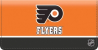 Click on Philadelphia Flyers(R) Checkbook Cover For More Details