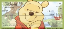 Click on Pooh and Friends  Personal Checks For More Details