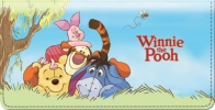 Click on Pooh and Friends Checkbook Cover For More Details