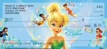 Click on Tinker Bell & Friends Personal Checks For More Details