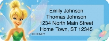 Click on Tinker Bell & Friends Return Address Label For More Details