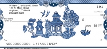 Click on Blue Willow Personal Checks For More Details