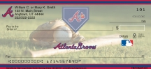 Click on Atlanta Braves(TM) Major League Baseball(R)  Personal Checks For More Details