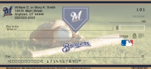 Click on Milwaukee Brewers(TM) Major League Baseball(R)  Personal Checks For More Details