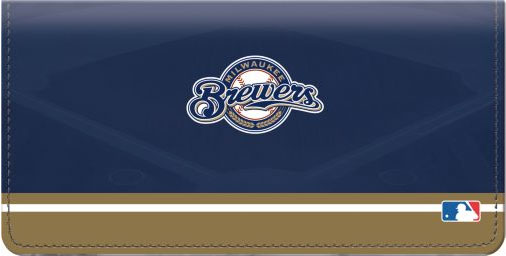 Click on Milwaukee Brewers(TM) MLB(R) Checkbook Cover For More Details