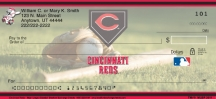 Click on Cincinnati Reds(TM) Major League Baseball(R)  Personal Checks For More Details