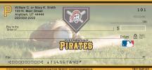 Click on Pittsburgh Pirates(TM) Major League Baseball(R)  Personal Checks For More Details
