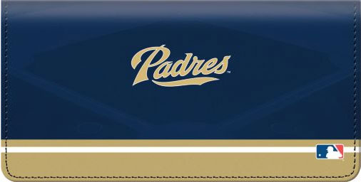 Click on San Diego Padres(TM) MLB(R) Checkbook Cover For More Details